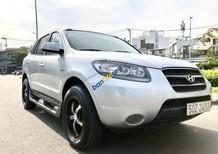 Bán Hyundai Santa Fe V6 2.7 sản xuất 2008, màu bạc, xe nhập số tự động, giá chỉ 425 triệu