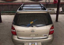 Bán Nissan Livina 1.8AT sản xuất năm 2010, màu vàng, nhập khẩu