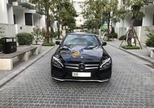 Cần bán lại xe Mercedes C300 AMG sản xuất năm 2016, màu đen