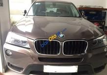 Cần bán BMW X3 sản xuất 2012, màu nâu, nhập khẩu