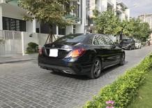 Bán ô tô Mercedes C300 AMG sản xuất 2016, màu đen