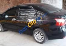 Cần bán gấp Toyota Vios sản xuất năm 2010, màu đen