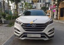 Bán Hyundai Tucson sản xuất 2018, màu trắng, xe nhập xe gia đình