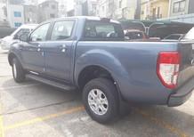 Ford Ranger XLS 2.2L AT 4x2 2018, màu xanh lam, giao ngay, liên hệ 0911997877