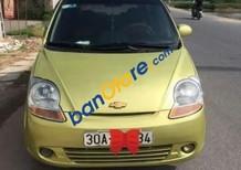 Cần bán xe Chevrolet Spark sản xuất 2009 xe gia đình giá cạnh tranh
