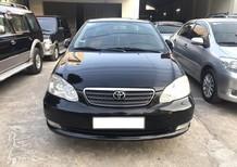 Cần bán lại xe Toyota Corolla altis G sản xuất năm 2005, màu đen còn mới, 310 triệu