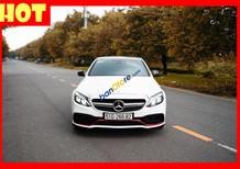 Cần bán gấp Mercedes C300 năm sản xuất 2016, màu trắng
