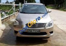 Cần bán Toyota Innova 2.0 sản xuất năm 2013, màu vàng chính chủ, 510 triệu