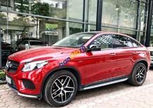 Bán xe Mercedes GLE43 năm 2017, màu đỏ, nhập khẩu