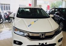 Bán Honda City CVT năm 2018, màu trắng giá cạnh tranh