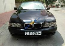 Bán ô tô BMW 5 Series 525 sản xuất 2003, màu đen, nhập khẩu