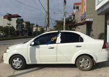 Bán xe Daewoo Gentra SX 1.5 MT năm sản xuất 2010, màu trắng như mới