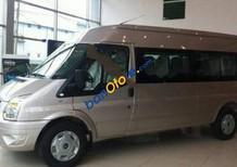 Bán Ford Transit Standard MID năm 2018, màu bạc, 788 triệu