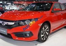Bán ô tô Honda Civic 1.8 năm sản xuất 2018, màu đỏ, nhập khẩu Thái
