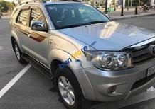 Cần bán xe Toyota Fortuner G sản xuất 2010, màu bạc chính chủ, 605tr