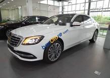 Cần bán Mercedes S450 Luxury sản xuất 2018, màu trắng, nhập khẩu nguyên chiếc