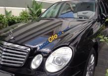 Bán Mercedes E280 sản xuất 2008, màu đen, nhập khẩu, 818tr