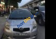 Cần bán Toyota Yaris 1.3 AT năm sản xuất 2008, màu bạc xe gia đình, giá tốt