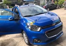 Cần bán xe Chevrolet Spark Van 1.2L năm sản xuất 2018, màu xanh lam