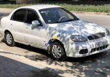 Xe Daewoo Lanos SX năm sản xuất 2004, màu trắng số sàn