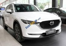 Bán Mazda CX 5 2.0 2WD sản xuất 2018, màu trắng, giá 899tr