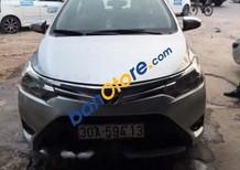 Bán Toyota Vios E sản xuất năm 2015, màu bạc, giá chỉ 455 triệu