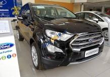 Bán ô tô Ford EcoSport Titanium 1.5L sản xuất năm 2018, màu đen, 626tr