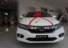 Cần bán xe Honda City G sản xuất năm 2018, màu trắng