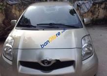 Cần bán gấp Toyota Yaris 1.3 AT sản xuất năm 2009, màu vàng, xe nhập chính chủ, giá tốt