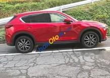 Bán Mazda CX 5 sản xuất năm 2018, màu đỏ, giá chỉ 907 triệu