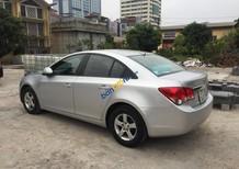 Xe Daewoo Lacetti SE 1.6 MT năm 2010, màu bạc, nhập khẩu, giá tốt
