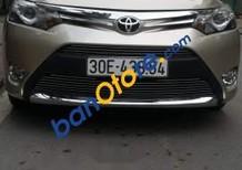 Cần bán xe Toyota Vios năm sản xuất 2017, màu vàng, nhập khẩu, 540tr