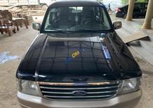 Bán Ford Everest 4x2 năm sản xuất 2006, màu đen số sàn
