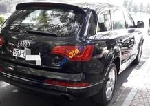 Bán Audi Q7 3.0 năm sản xuất 2012, màu đen, xe nhập xe gia đình