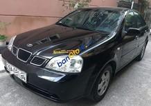 Cần bán lại xe Daewoo Lacetti năm 2005, màu đen, nhập khẩu nguyên chiếc chính chủ