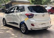 Bán Hyundai Grand i10 1.2 AT năm 2015, màu trắng, nhập khẩu, giá tốt