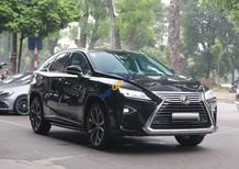 Bán Lexus RX 350 Luxury sản xuất 2015, màu đen, xe nhập