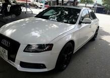 Cần bán Audi A4 2.0 sản xuất 2008, màu trắng, xe nhập còn mới, giá 850tr