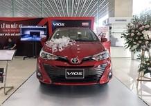 Bán Toyota Vios G năm sản xuất 2018, màu đỏ, 569 triệu