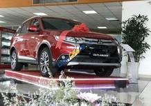 Bán Mitsubishi Outlander sản xuất 2018, màu đỏ
