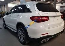 Cần bán xe Mercedes GLC 300 4Matic năm 2018, màu trắng, nhập khẩu