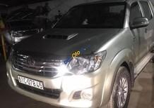 Bán gấp Toyota Hilux 3.0G 4x4 MT đời 2013, xe nhập, số sàn, xe cũ