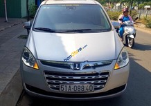 Cần bán Luxgen M7 AT sản xuất 2010, màu bạc, xe nhập xe gia đình, 435tr