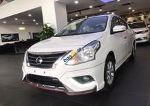 Bán xe Nissan Sunny XV- Q sản xuất 2018, màu trắng, giá 548tr