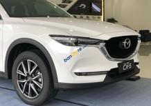 Bán Mazda CX5 2018, ưu đãi hấp dẫn tặng 01 năm BH thân vỏ