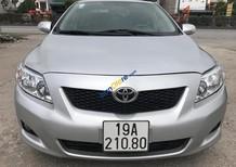 Bán xe Toyota Corolla altis năm sản xuất 2009, màu bạc số tự động