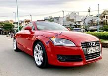 Bán xe Audi TT S Line sản xuất 2009, màu đỏ, xe nhập số tự động