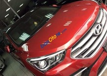 Bán Hyundai Santa Fe sản xuất năm 2016, màu đỏ, giá tốt