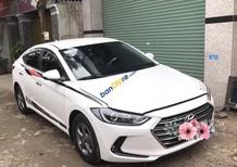 Bán Hyundai Elantra GLS 1.6 MT năm 2017, màu trắng số sàn