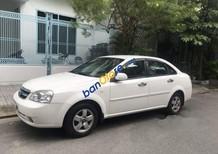 Cần bán xe Daewoo Lacetti EX sản xuất 2010, màu trắng, nhập khẩu